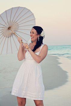 My brother's wedding #beach #wedding
