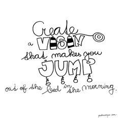 Start with a vision makes you jump I Petruccya