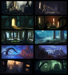 Andreas Rocha Blog: Concepts