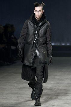 Rick Owens Fall 2011 Menswear Fashion Show