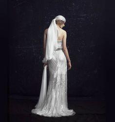 Johanna Johnson Bridal Dress The London - Back