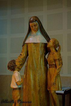 La Beata María Ana Mogas. - Primer Aniversario de la Capilla de Adoración Perpetua de la Parroquia Beata María Ana Mogas en Madrid