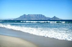 South Africa. Table Mountain
