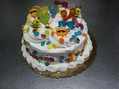 This cake screams summertime!