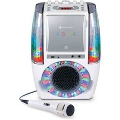 Singing Machine AGUA Karaoke System - Walmart.com