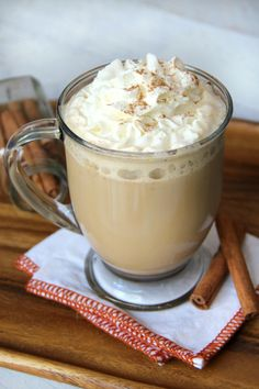 Pumpkin latte… I will be making this again! Huge success and it actually tasted kind of like a starbucks pumpkin spice latte from starbucks. Others I have made in the past, did not.