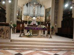 Chiesa Parrocchiale di Soave [San Lorenzo]
