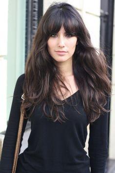 Ana Albadalejo- love her hair