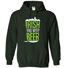 Awesome Tee Irish You Were Beer T-Shirt Shirts & Tees