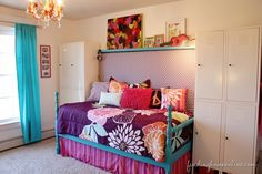 Tips for Helping Your Kids Keep Their Rooms Organized - Finding Home (Lockers from IKEA = good idea)