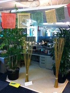 office pranks - Zen Garden Birthday #hulu