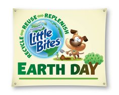 Entenmann's Little Bites celebrates Earth Day with $35 Gift Pack Giveaway ends April 23, 2015  - Money Saving Parent