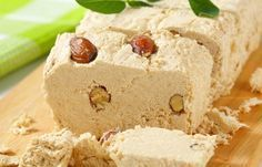 Bakes Halva Recipe Here is a recipe for a Greek baked halva, a pudding dessert that originated in Turkey.Here is a recipe for a Greek baked halva, a pudding dessert that originated in Turkey. Pudding Desserts, Dessert Recipes, Greek Sweets, Greek Desserts, Turkish Recipes, Greek Recipes, Ethnic Recipes, Homemade Desserts, Delicious Desserts