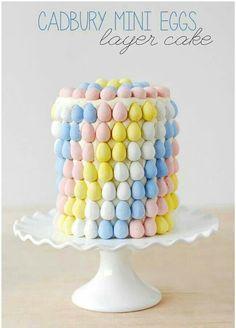 Cadbury layed cake