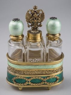 Dowager Empress Marie peppermint perfume