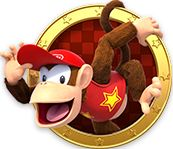 Diddy Kong!