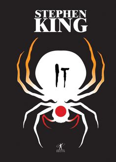 Movie Friday: 10 Alternate Movie Posters of Stephen King's 'It' | Redesign Revolution  <--LOVE