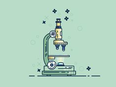 Microscope by Pavlo Aliko