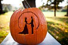Pumpkin wedding