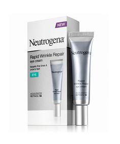 Las 10 mejores cremas de ojos: Neutrogena Rapid Wrinkle Repair Eye Cream