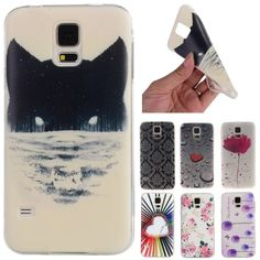 For Coque Samsung Galaxy S5 Neo Case Silicone Soft Phone Back Cover for Samsung Galaxy S5 Case Transparent TPU Cell Phone Cases