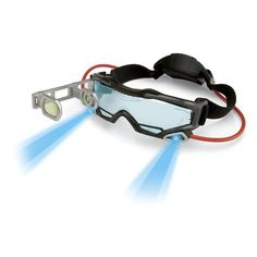 Wild Planet Night Goggles |International Spy Museum Store ❤ liked on Polyvore featuring electronics, misc, spy, technology and weapons