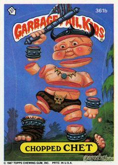 GEEPEEKAY - Garbage Pail Kids Original Series 9