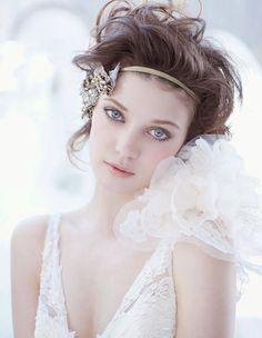 Fantásticos vestidos de novias | Colección Lázaro Bridal