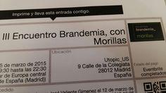 Directos a Madrid para seguir descubriendo nuevos aspectos del branding.