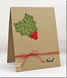Inspired by Christmas; Darling Dots; Jumbo Christmas Stocking Die-namics - Barbara Anders