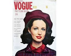 VOGUE / Vintage Pattern Book \ Autumn 1968 \ More Issues in our shop New Zealand South Africa, Types Of Patterns, Skirt Patterns Sewing, Vogue Fashion, Fashion Books, Pattern Books, Pattern Making, Vintage Patterns, Retro Fashion