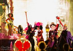 Villan's Mix and Mingle by Dave Kliment | ExploringWDW, via Flickr