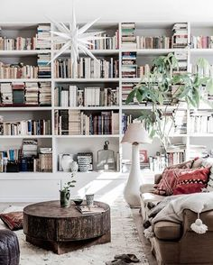 """☁️ Dream_Casa@icloud.com☁️ on Instagram: """"Perfect place to snuggle up with a good book    Via: @myscandinavianhome ❣❣❣"""""""