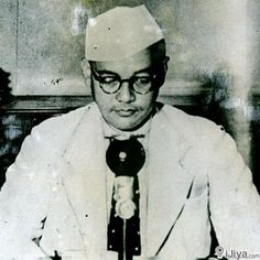 "Give me blood & I will give you freedom.""    Happy Birthday Netaji, we all miss u.  @ http://ijiya.com/8235682"