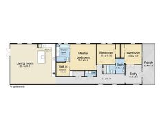 Shotgun Floorplans Nola Kim New House Ideas