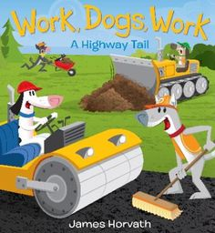 Duke and his construction crew of worker dogs race to build and repair a highway from the city to the beach.