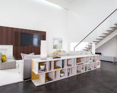 Living Room Sectional Bookcase Surround Design, Pictures, Remodel, Decor and Ideas - page 4