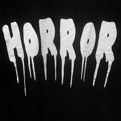 Horror?