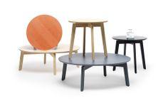 Area tables for Swedish Brand Fogia. Design: Note  www.notedesignstudio.se #fogia #notedesignstudio #2014sff #2014SDW