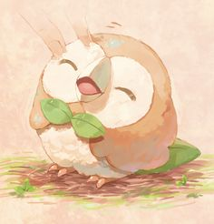 Adipati Yusa Kouji (@Yamyouw) | Twitter Pokemon Planta, Rowlett Pokemon, Pokemon Sun, Pokemon Fusion, Pokemon Cards, Pokemon Starters, Storyboard, Cute Pokemon Wallpaper, Pokemon Special
