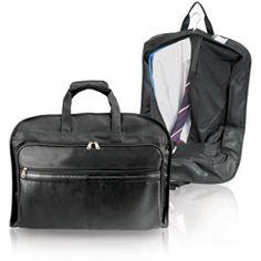 $35.95 Koskin Man-made Leather Carry-on Garment Bag