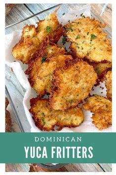 Yucca Recipe, Boricua Recipes, Side Recipes, Dutch Recipes, Comida Latina, Caribbean Recipes, Dinner Dishes, International Recipes, Dominican Recipes