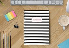 Organizer z okładką stripes_15