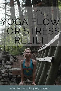 Yoga Flow for Stress Relief