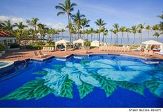 Grand Wailea Resort Hotel, Maui Where Jody and Kathy were married...Wonderful trip :)