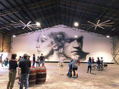 Street Art Wonderwalls festival at Adelaïde http://wonderwallsfestival.com/