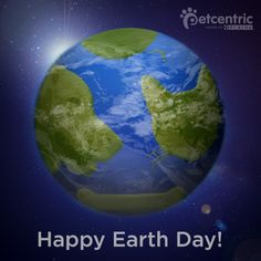 Repin if you're celebrating Earth Day with your pet!