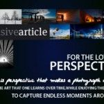 """This is an assortment of landscapes that show perspective the collection is called """"For the Love of Perspective"""""""