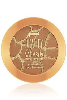 p2 Beauty goes Safari sunsatic face bronzer