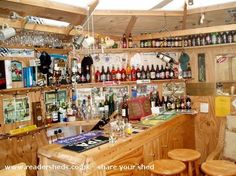 Pub/Entertainment from garden owned by tim |  #shedoftheyear